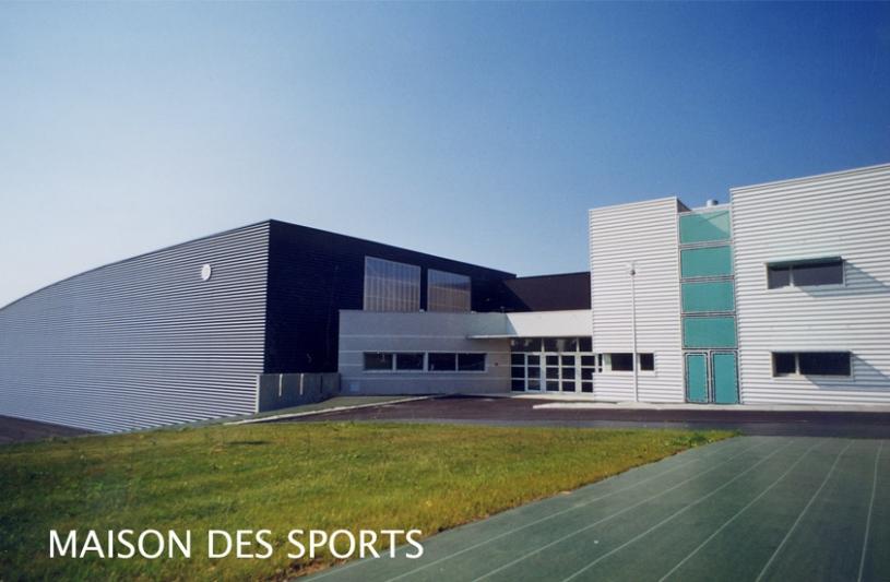 Maison des sports de LANNION