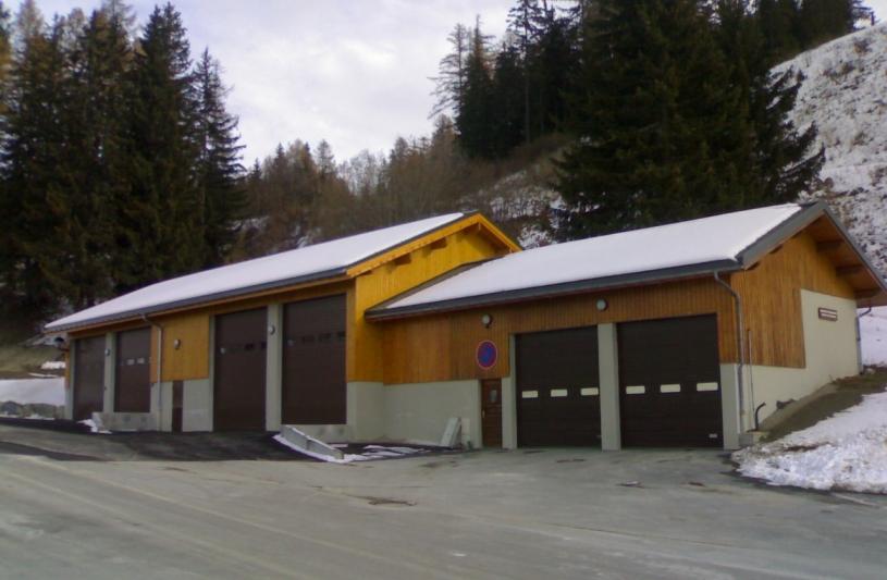 Atelier d 39 architecture testud thevenin ordre des for Garage pour tous