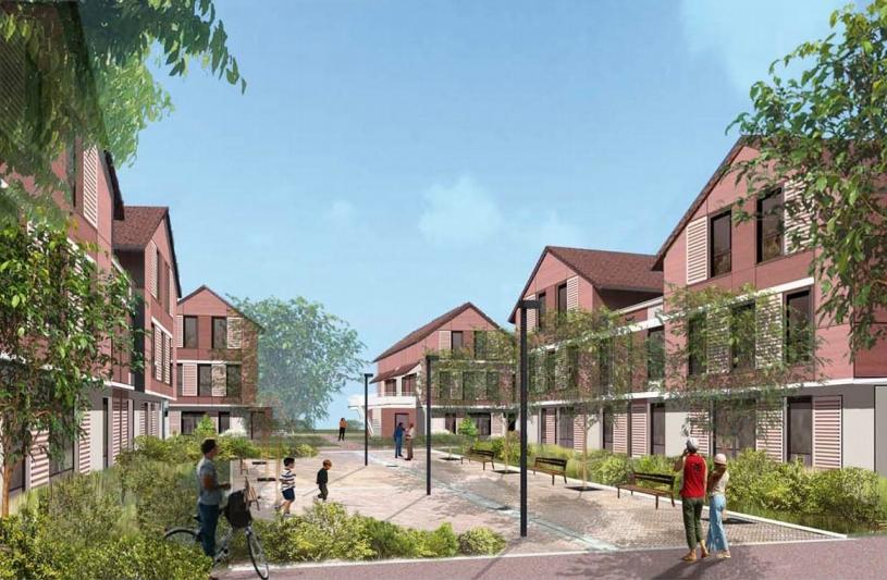 Cabinet leroy architecte d p l g urbaniste croissy sur seine yvelines ordre des architectes - Architecte maisons laffitte ...