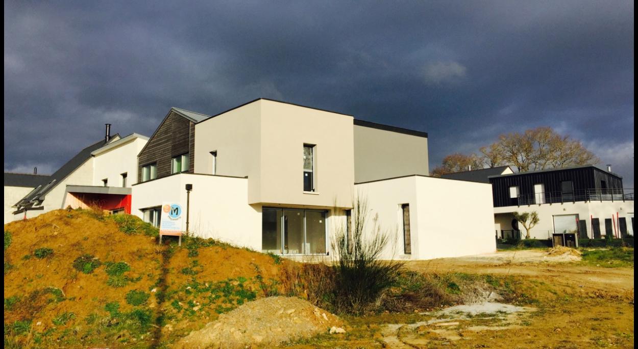 MAISON NEUVE (ls+h) au Rheu   1.2 VUE - Architecte Rennes - Lise ...