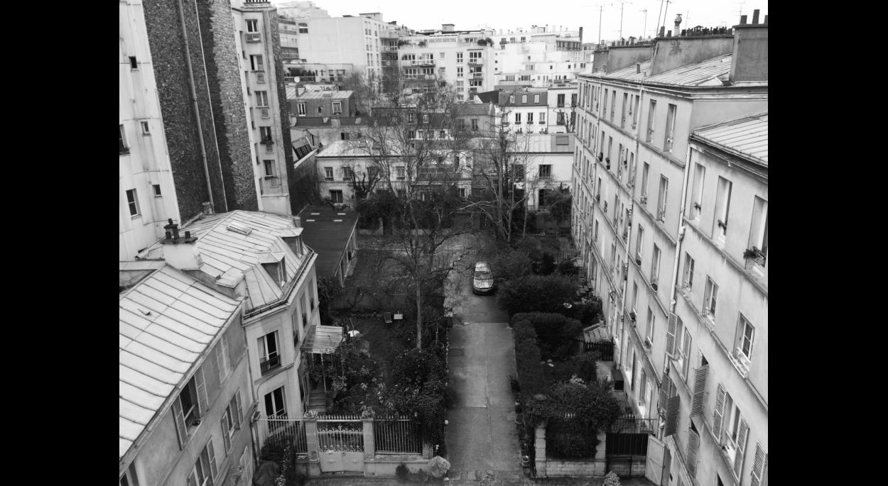 105 rue de Belleville, Paris XIX
