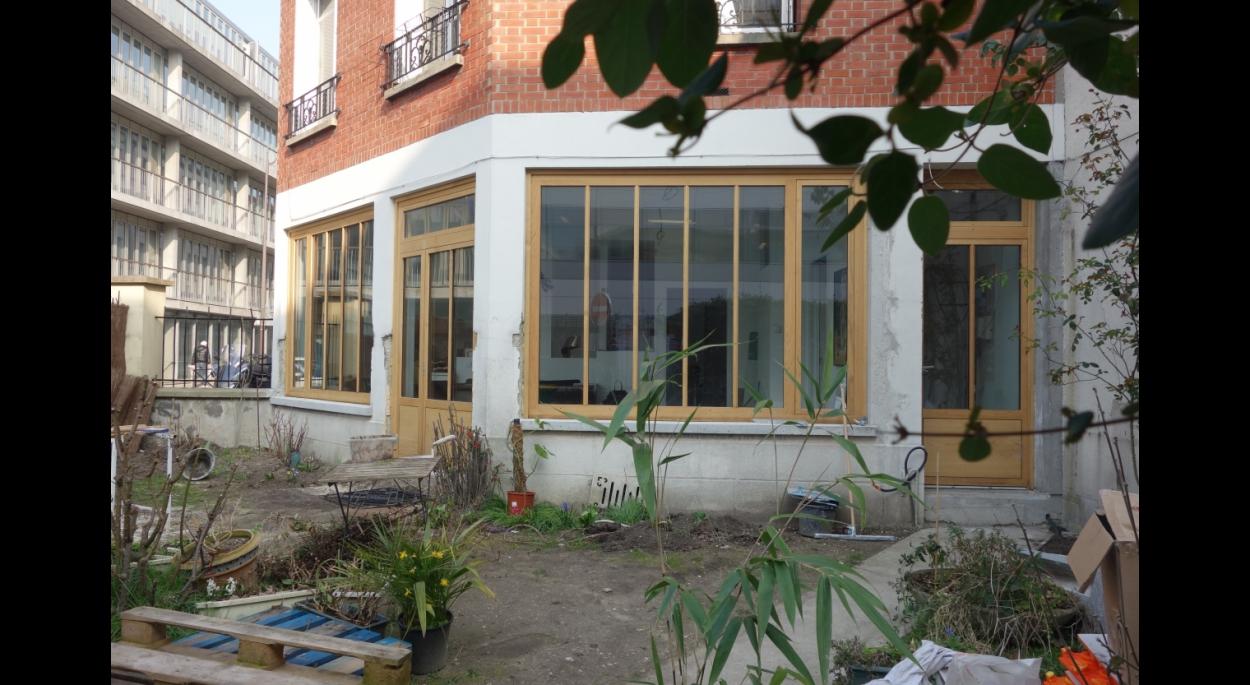 Création de fenêtres d'atelier