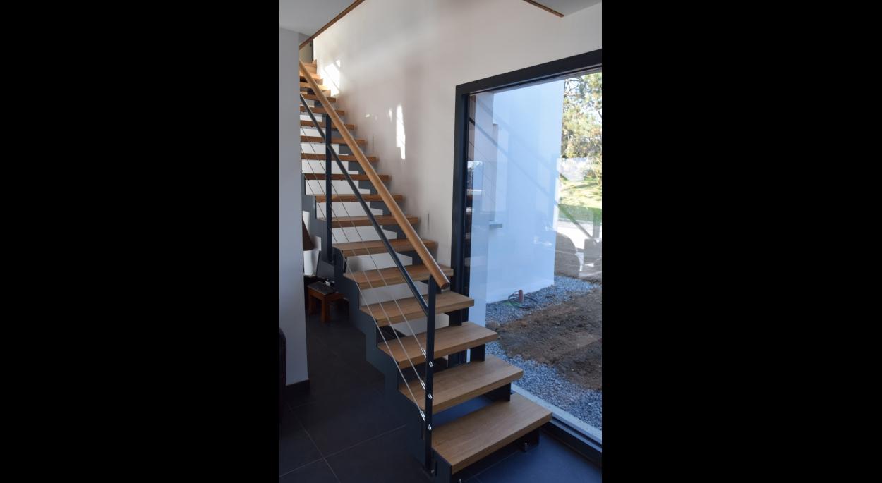 olivier samzun architecte, construction maison contemporaine à Quimper