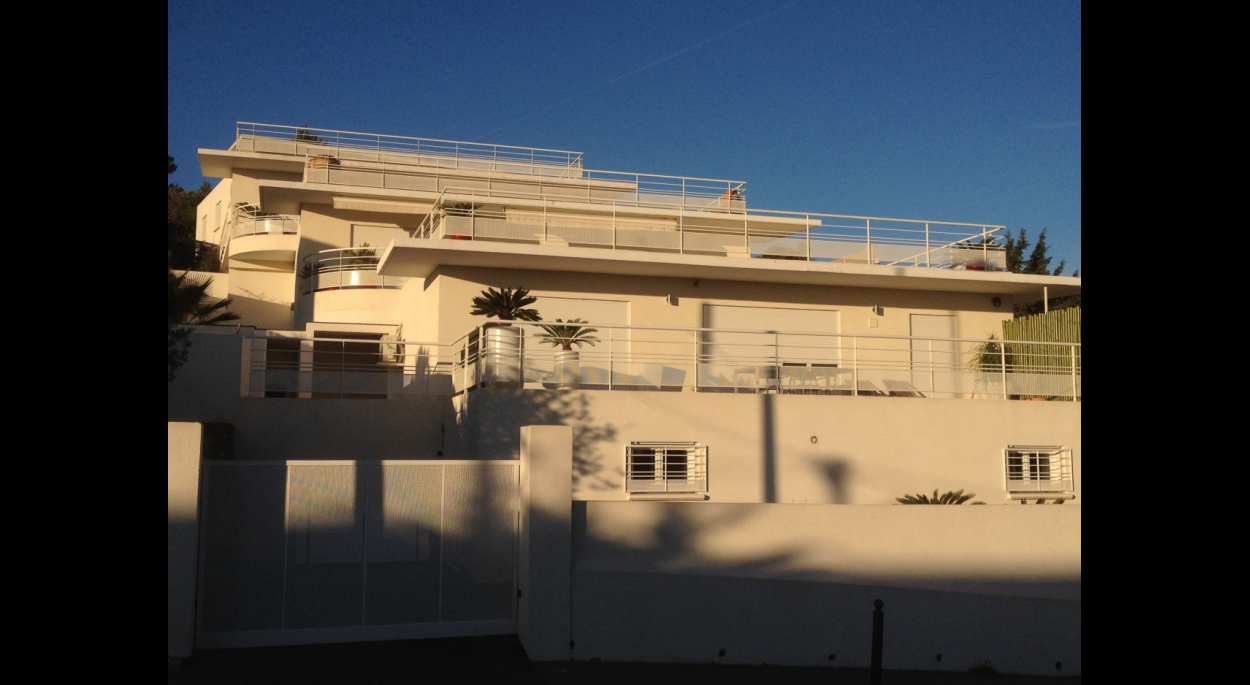 Christophe Caire Architecture Les Terrasses La Ciotat