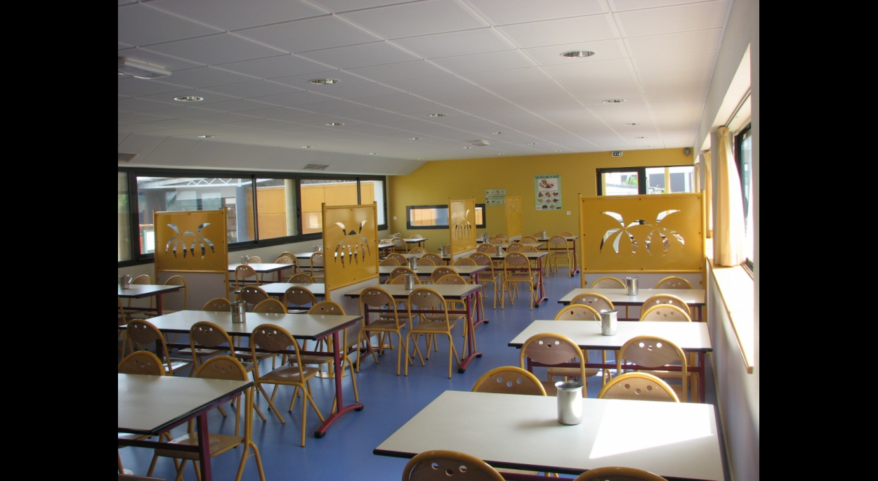 Extension: salle à manger