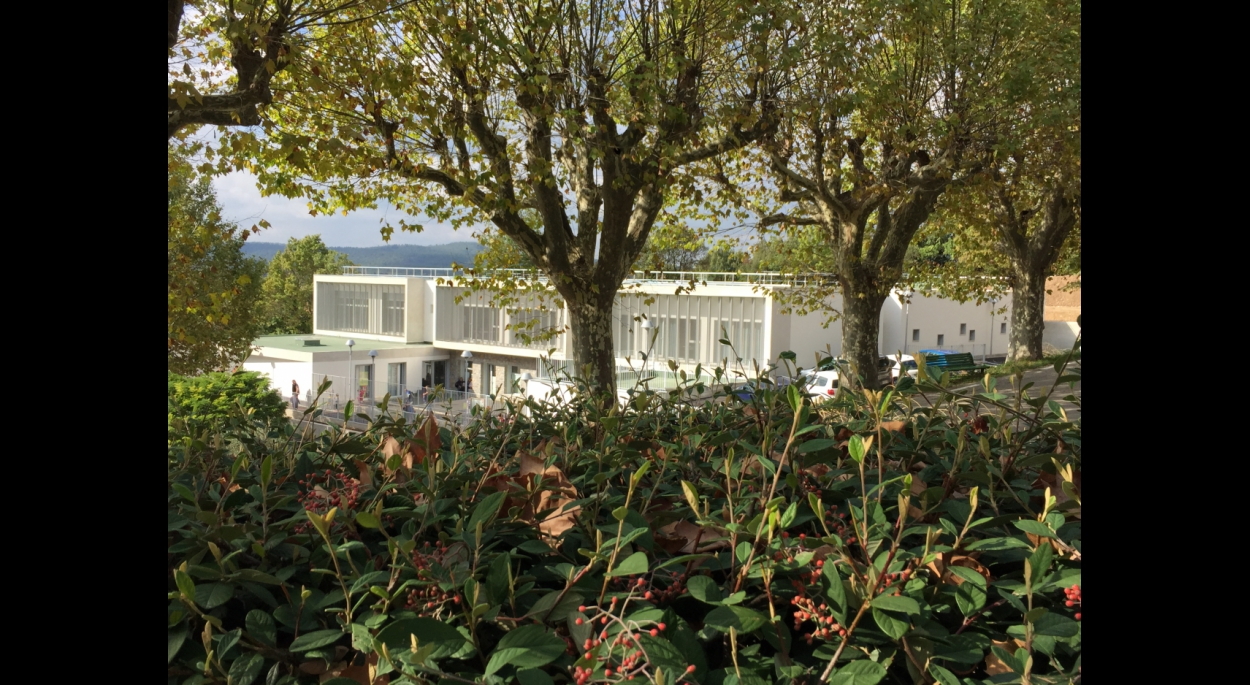 Christophe Caire Architecture Ecole Mazaugues