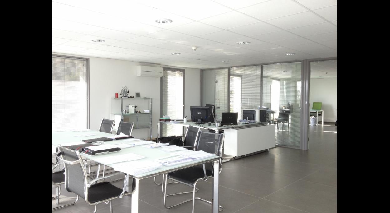 Christophe Caire Architecture Bureaux La Ciotat