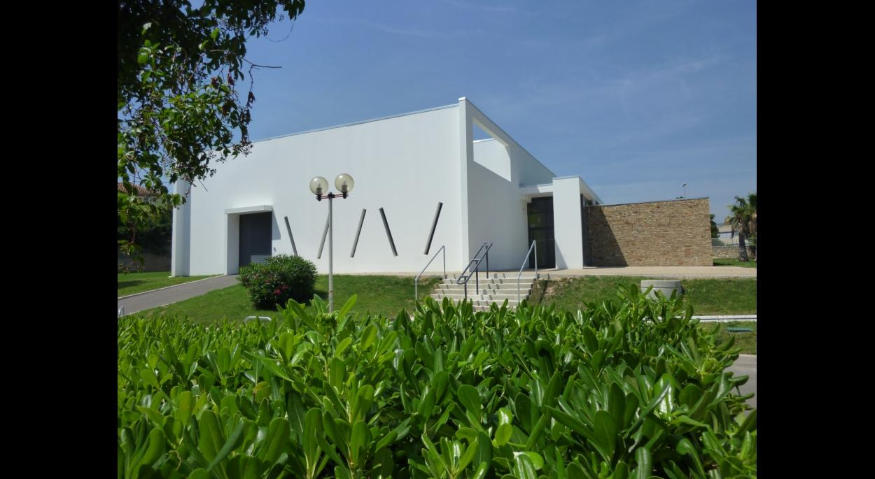Christophe Caire Architecture Gymnase La Ciotat