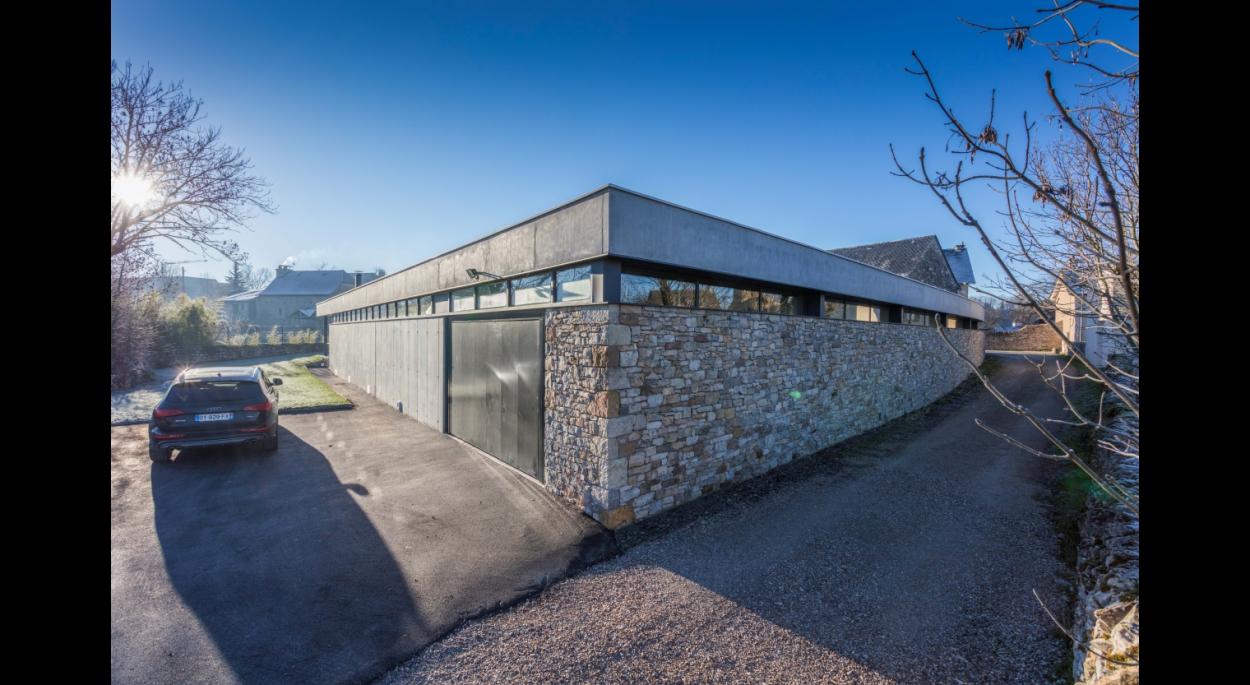 Architecte D Intérieur Aveyron maison onet | sarl hugues tournier | rodez - aveyron | ordre