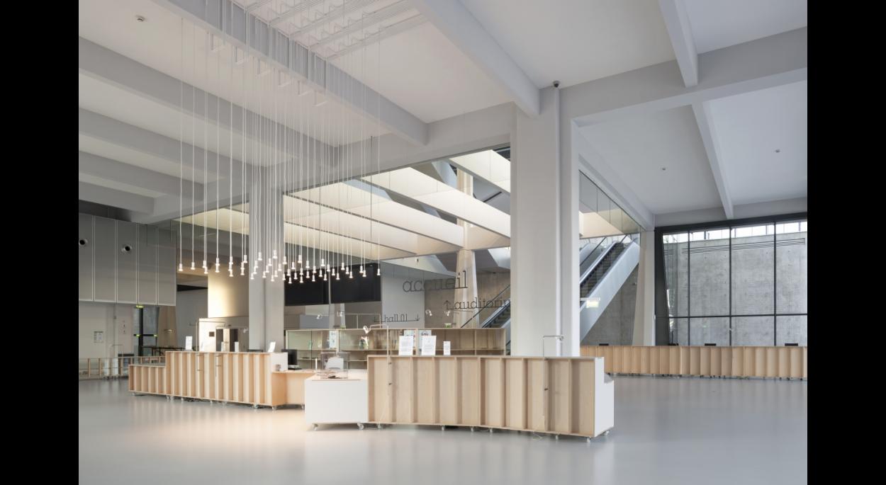 centre prouvé - barani/presle architectes