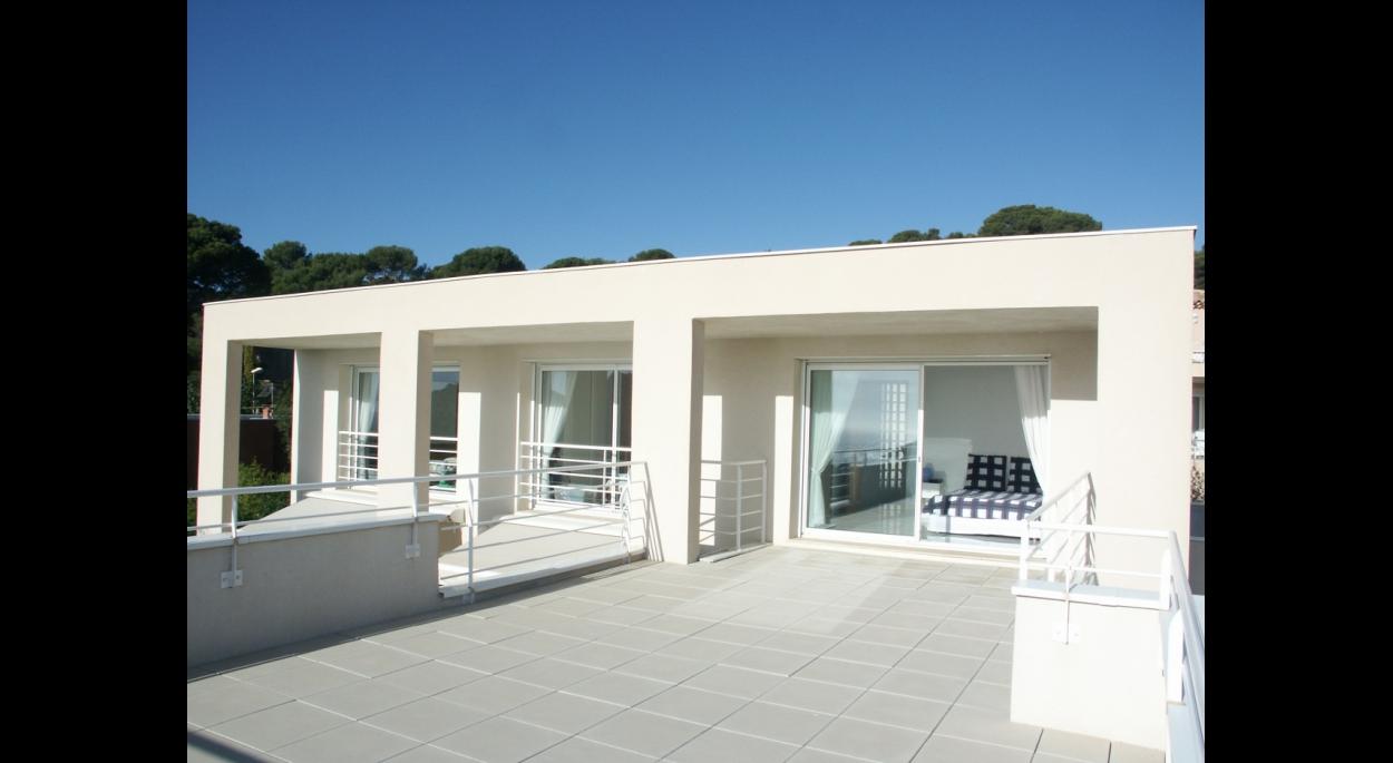 Christophe Caire Architecture Villa La Ciotat