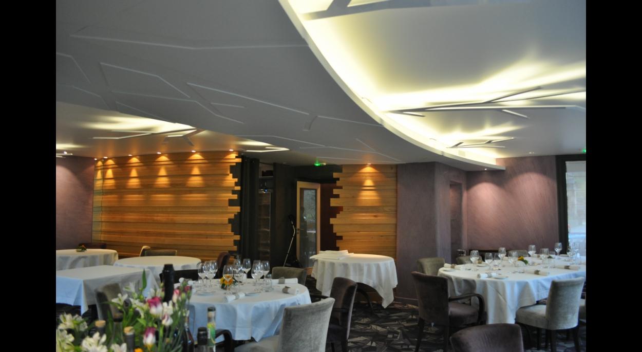 Architecte D Intérieur Aveyron restaurant du vieux pont | elaa - elodie albouy architecte