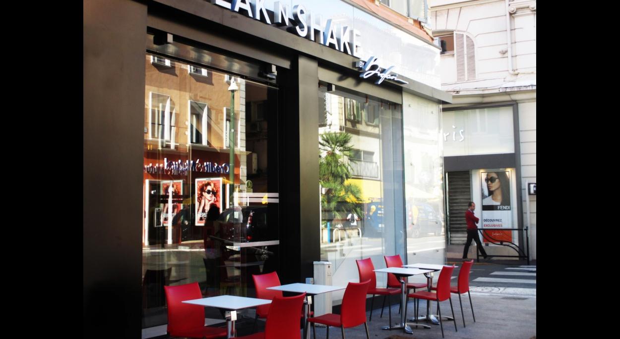 vitrine restaurant