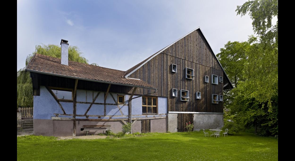 Chambres d'hôtes - Obermorschwiller
