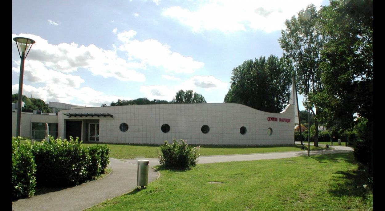 Extension du secteur remise en forme du centre nautique de Rixheim