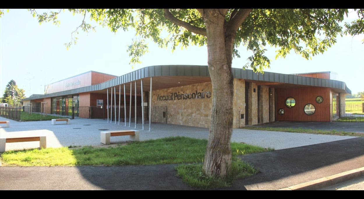 Ecole Maternelle et Accueil Périscolaire BBC à Souffelweyersheim