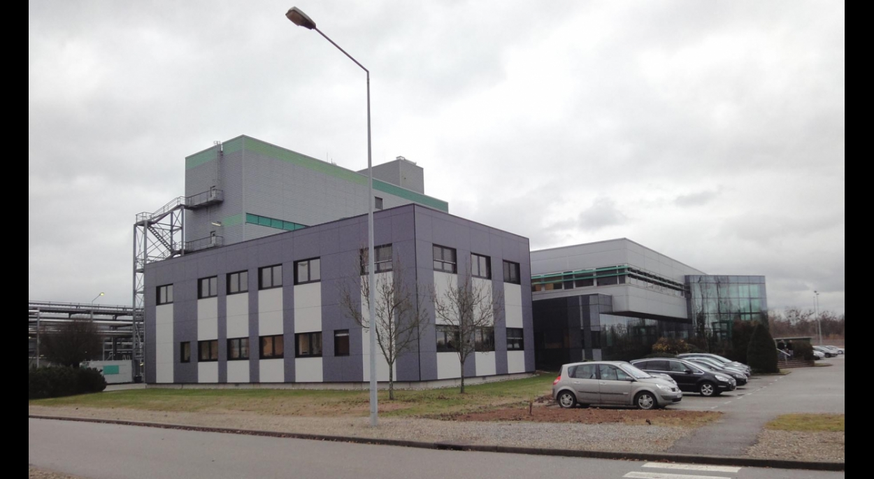 Extension du laboratoire de Dow Agrosciences à DRUSENHEIM (67)