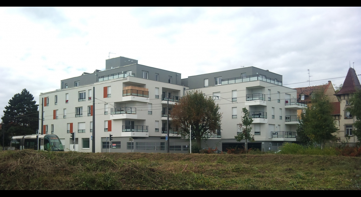 Clos Mermoz (40 logements MO: Bouygues Immobilier)