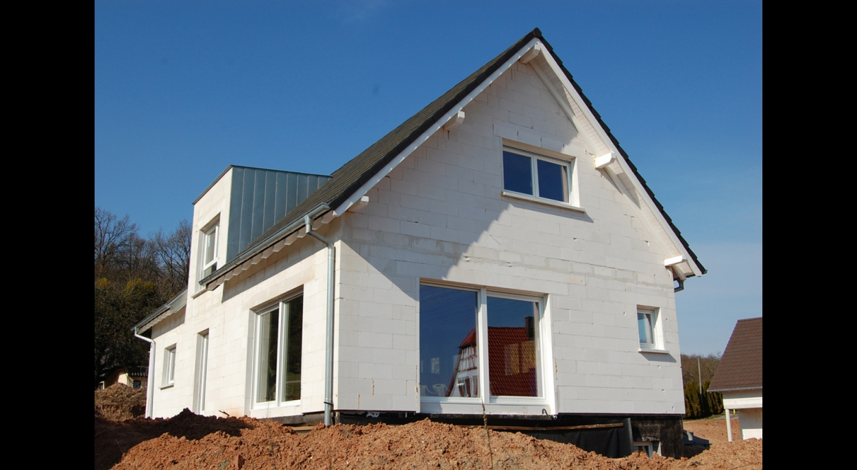 Maison d'habitation. WEINBOURG. 2011-2013