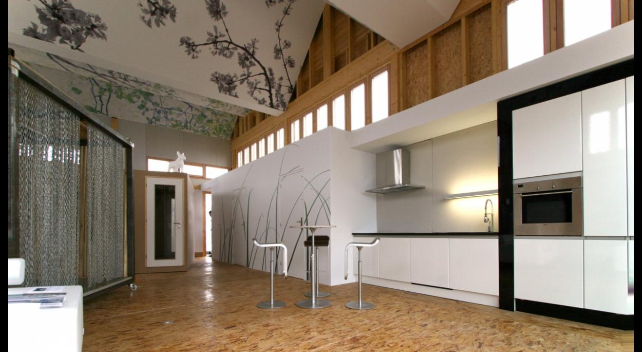 Loft Eco-Home - Foire de Mulhouse (68)
