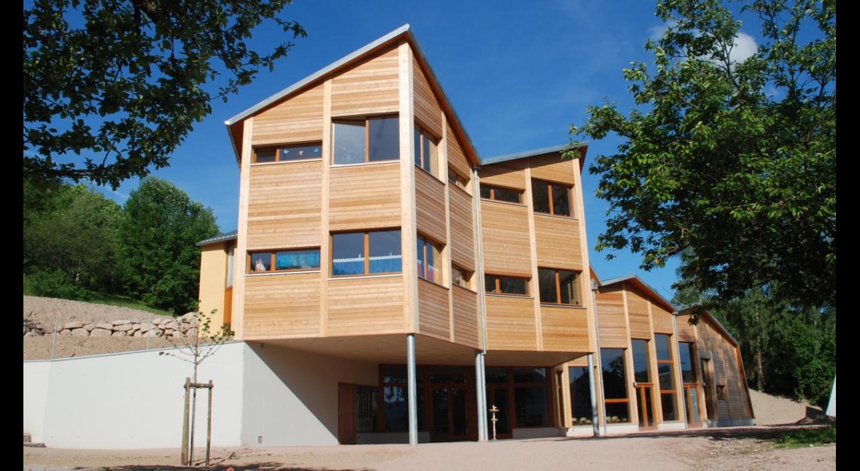 Ecole Spécialisée à l'IME des Allagouttes à Orbey