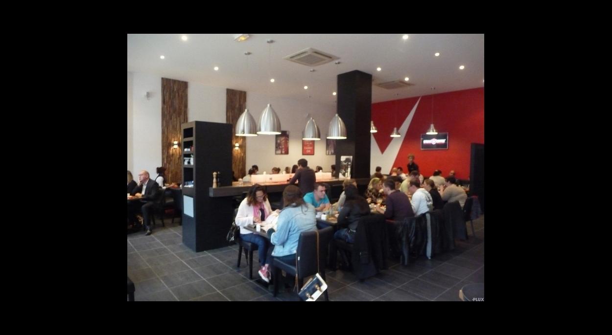 projet d 39 am nagement d 39 un bar restaurant sur le site h ron parc villeneuve d 39 ascq pr s de. Black Bedroom Furniture Sets. Home Design Ideas