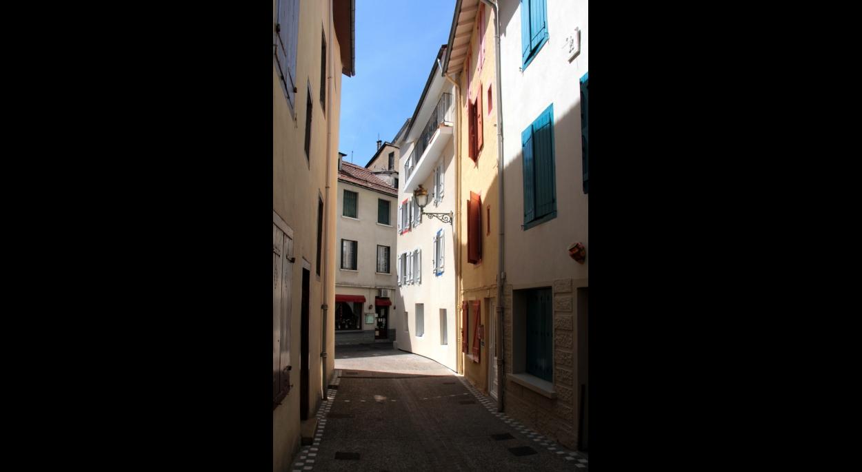 rénovation immeuble,tourisme, Ax Les Thermes, Clos St Louis, Atelier S, architecte, Toulouse, Sébastien NUTTENS