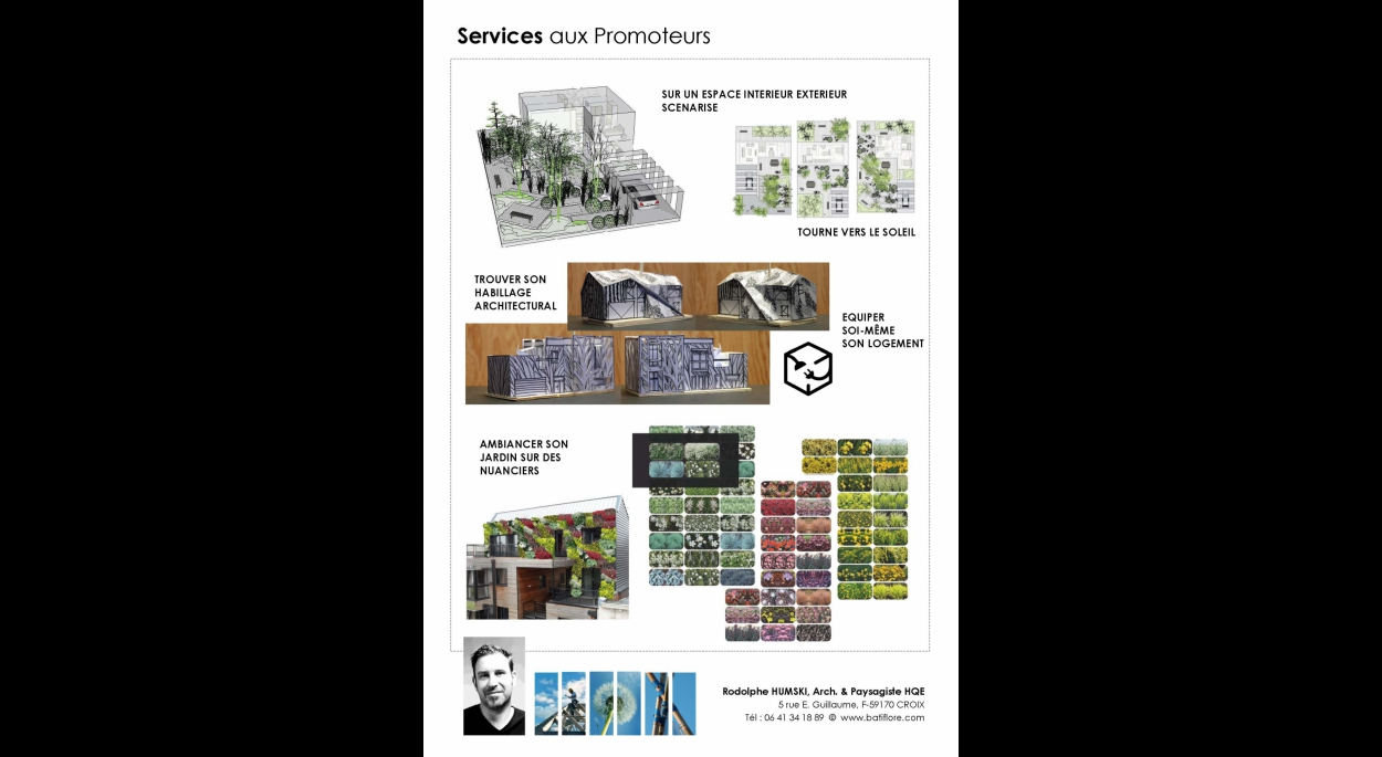 Services aux Promoteurs - batiflore.com