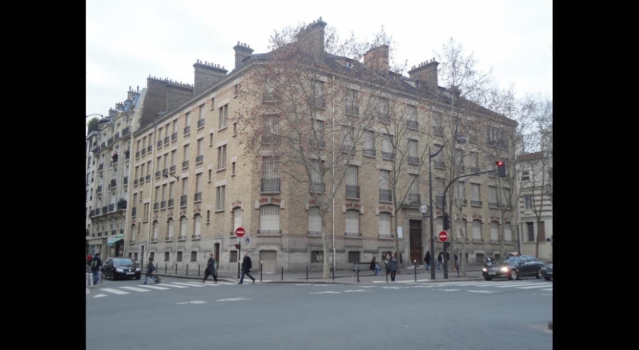 Immeuble 61 Bd Saint-Jacques - S. Cord