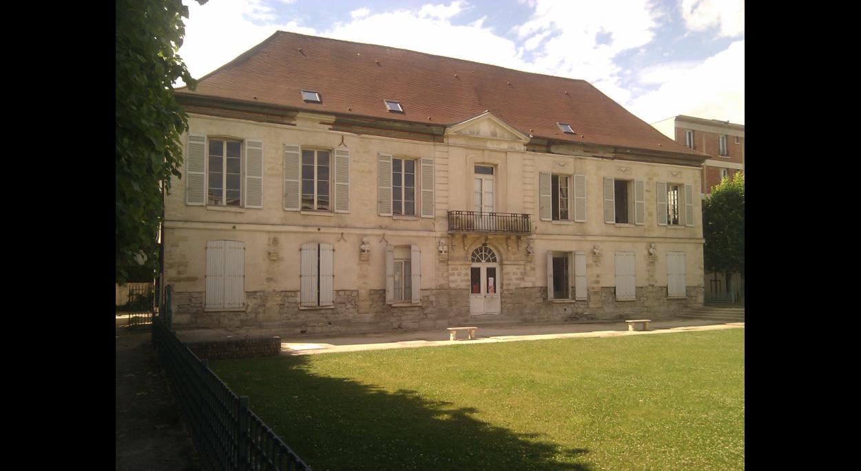 Maison des Gardes - Arcueil - Etat existant