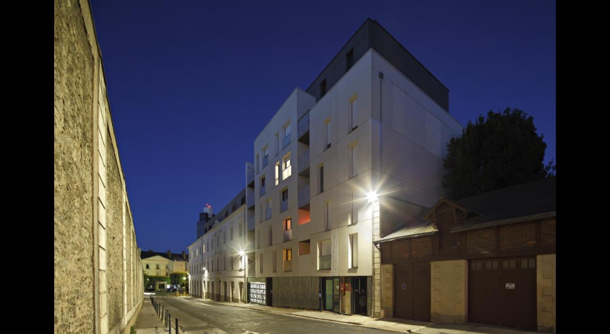 Enet Dolowy Architecture - Carré Lafayette