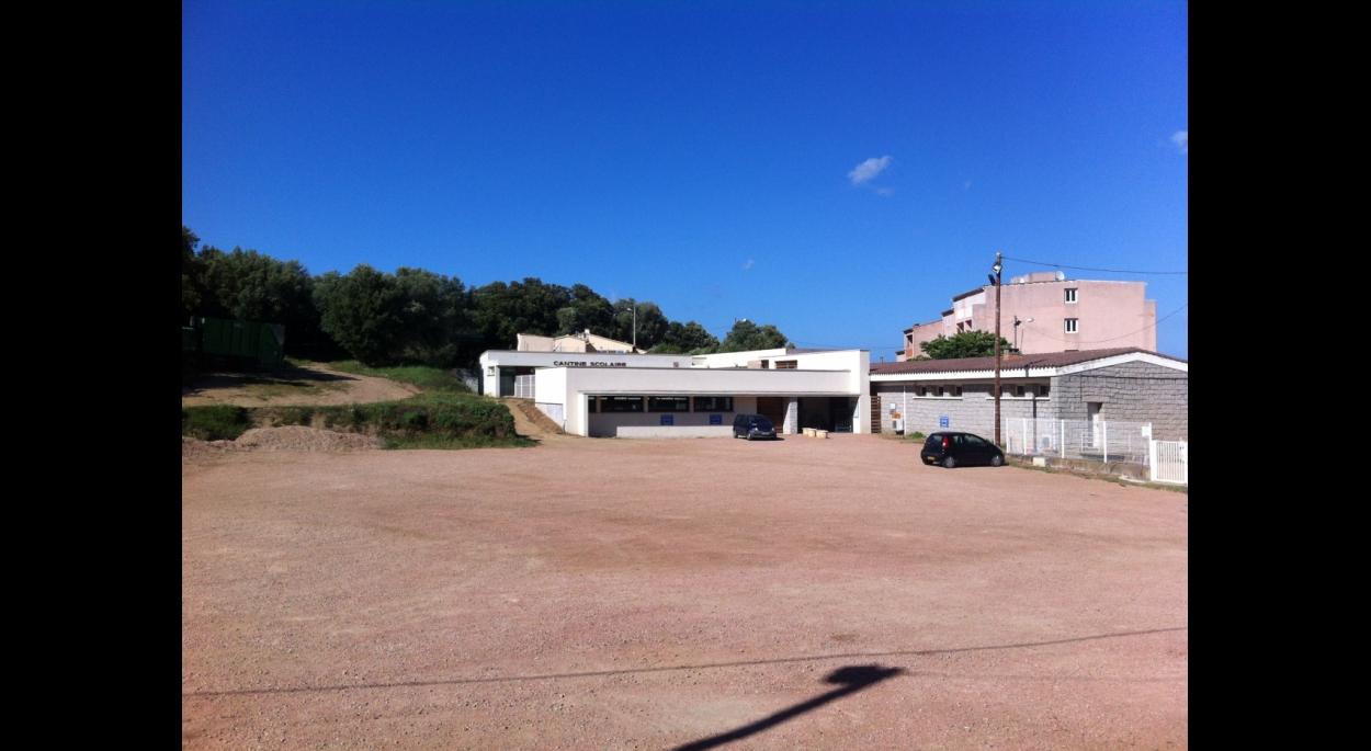 école extension salle de classe bâtiment public