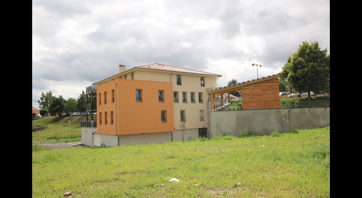 Construction d'un immeuble de 8 logements