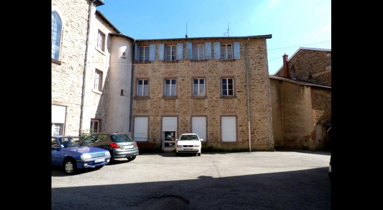 Réhabilitation d'un ancien immeuble
