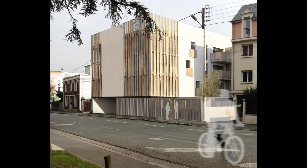 rdb architectes - stéphane roisnard - angers