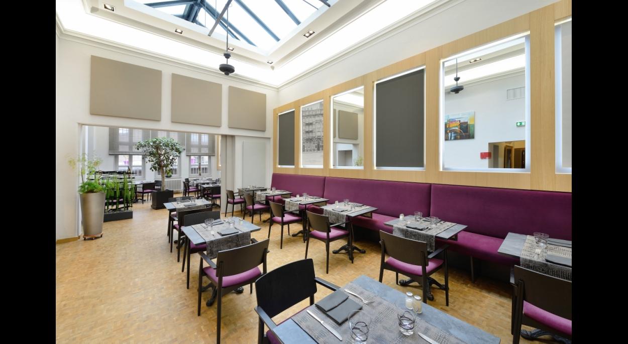 Restaurant 'Les Sommeliers' 01