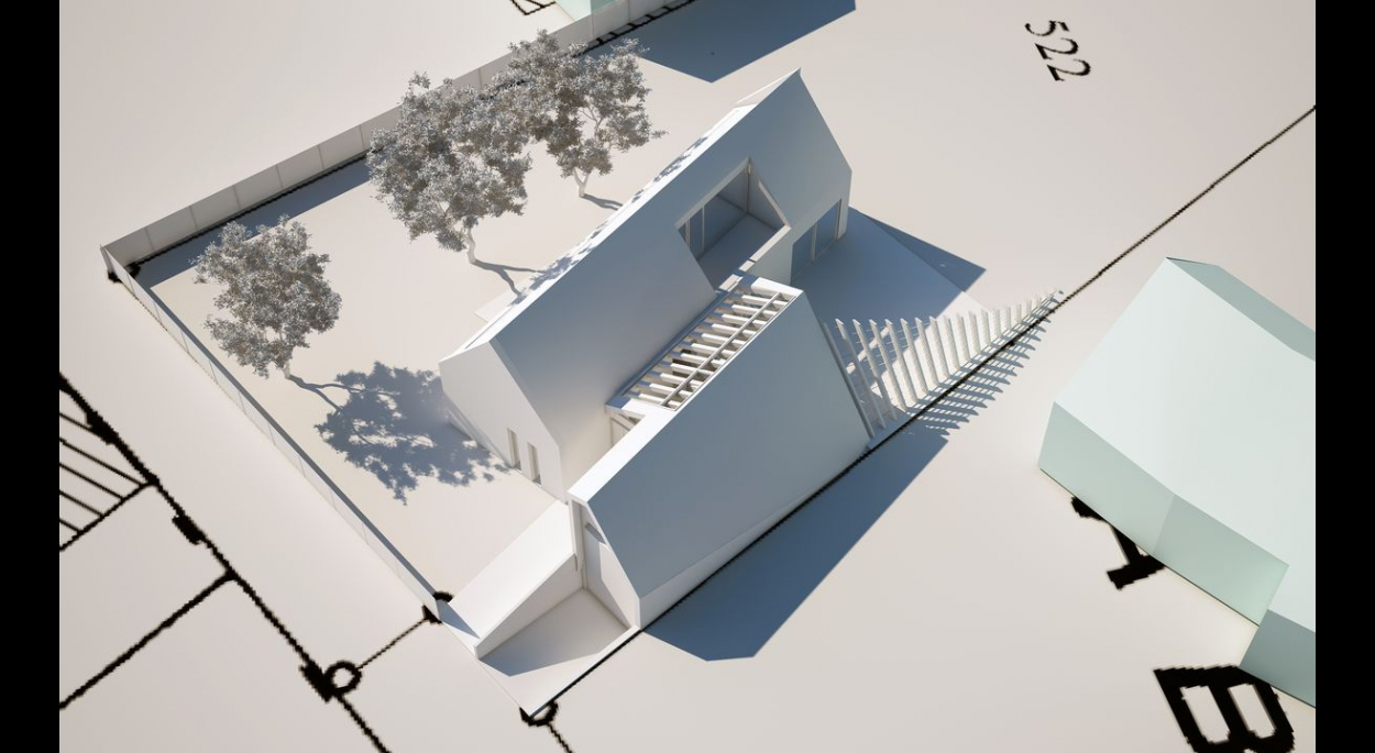 Maison biocliamatique en baie de somme