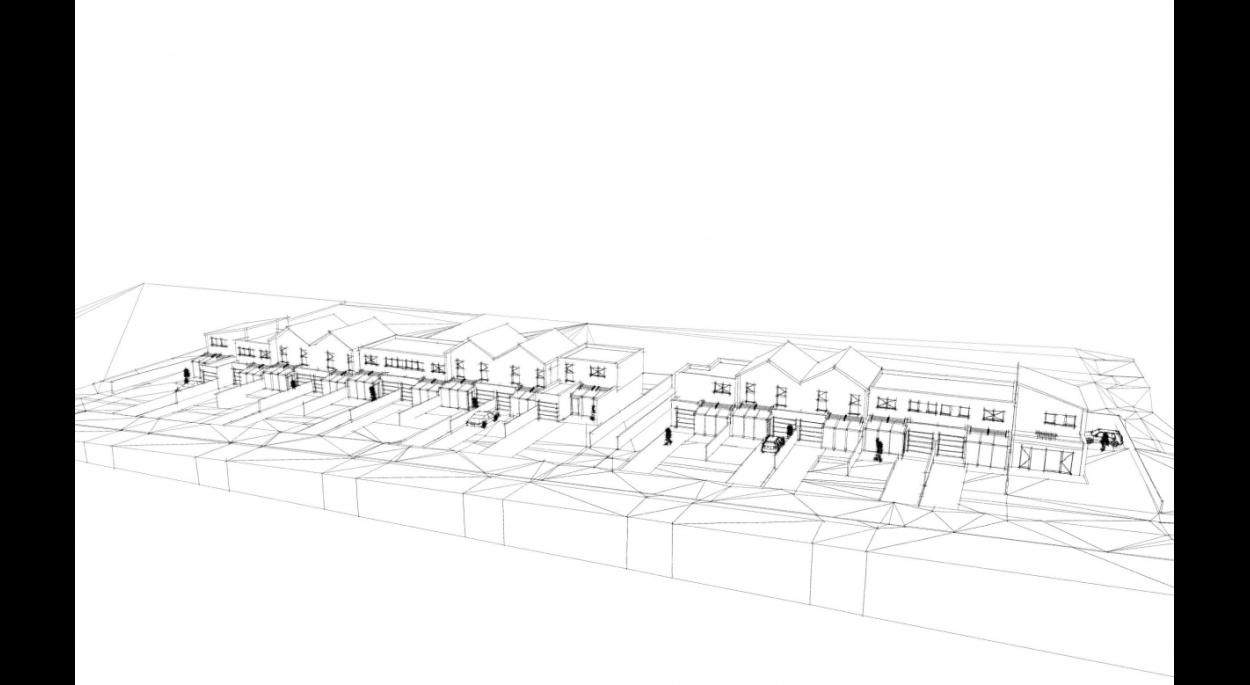 Logements Seichamps Benjamin Fedeli Architecte