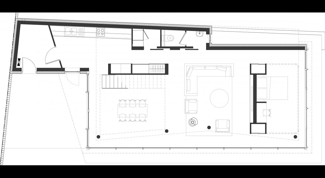 Herblay_Plan du rez-de-chaussée