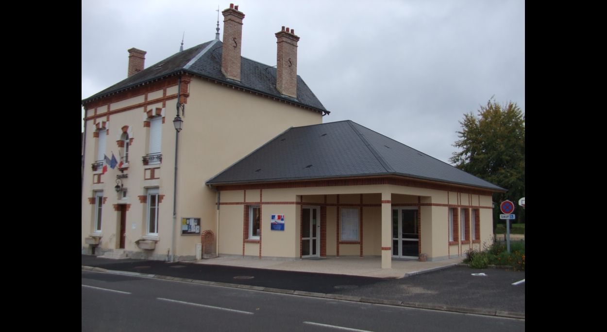 Mairie Sennely