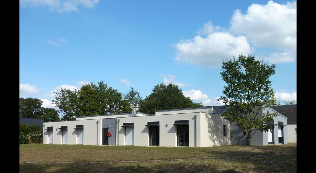 MAS Beaufort en Vallée - RO.ME Architectes