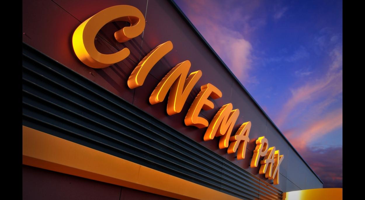 Cinéma Pax Tercé - RO.ME Architectes - Photographe C.Petiteau