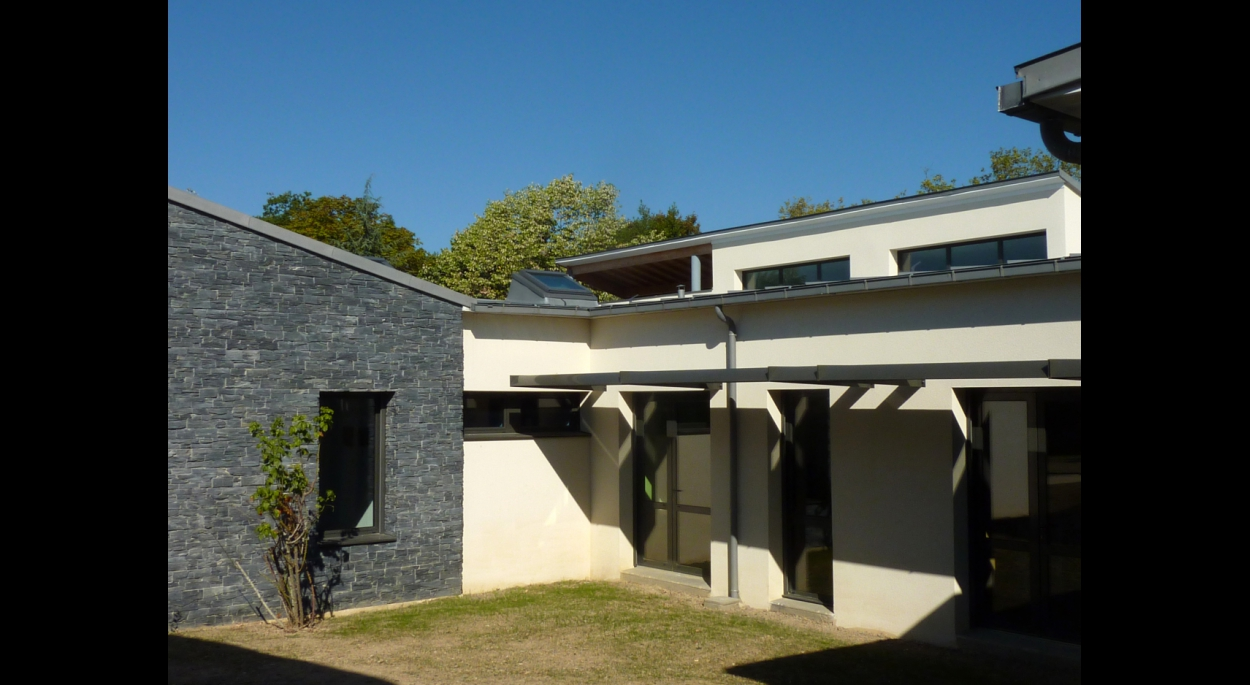 IME La Chalouère Angers - RO.ME Architectes