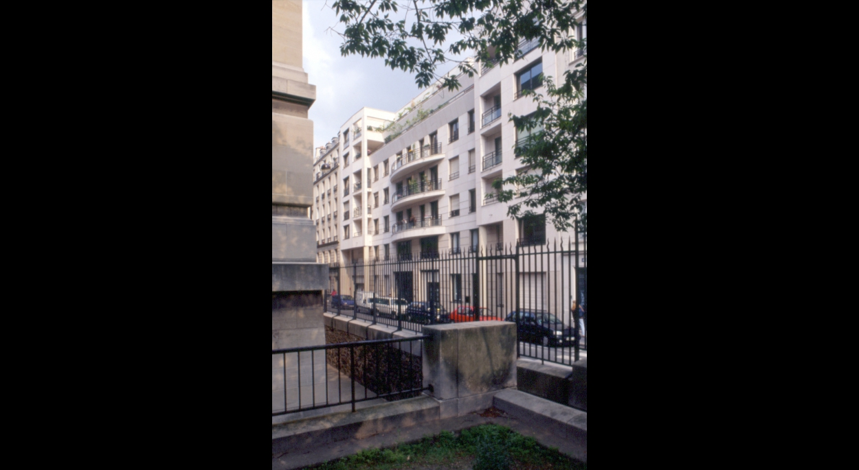 Logements rue Buffon