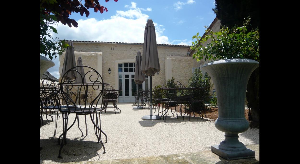 Extension Hotel Edward 1er Monpazier - Restaurant Eléonore