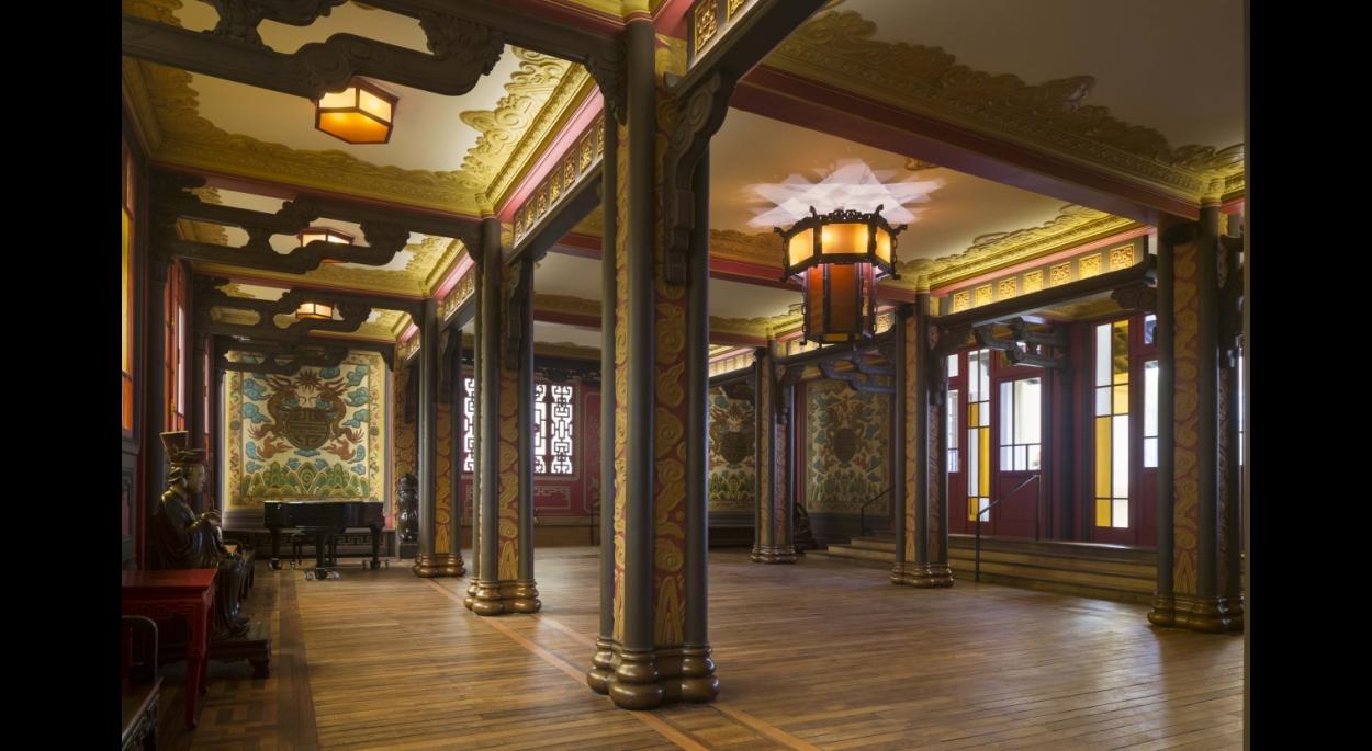 Salon De Jardin Asiatique grand salon de la maison des étudiants de l'asie du sud-est