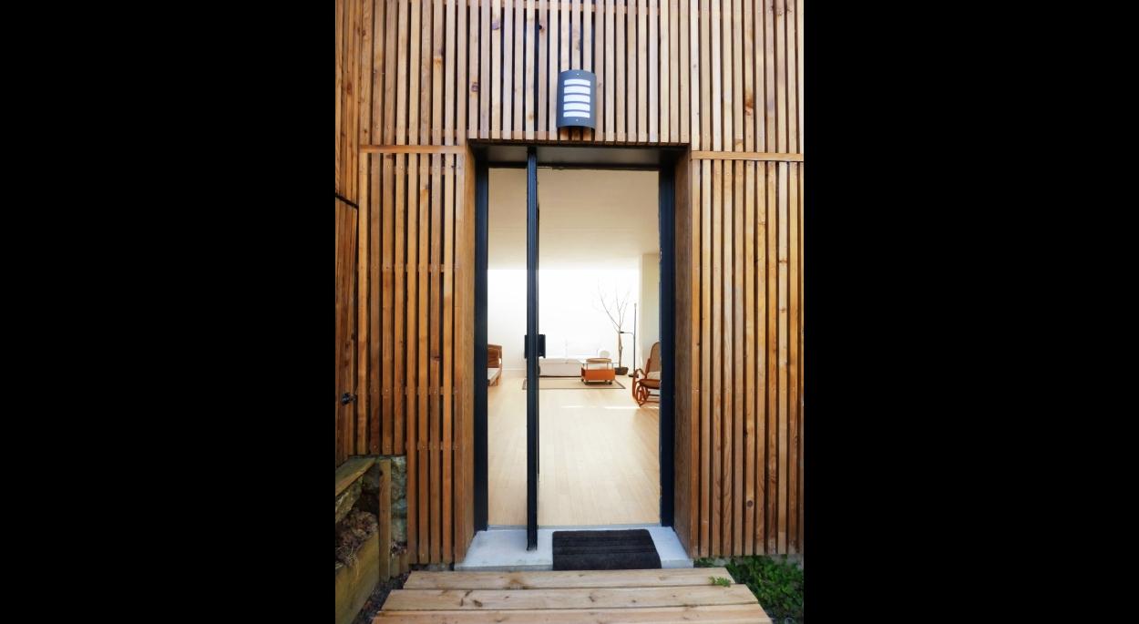 Loft à l'orée du bois par V. Duboëlle