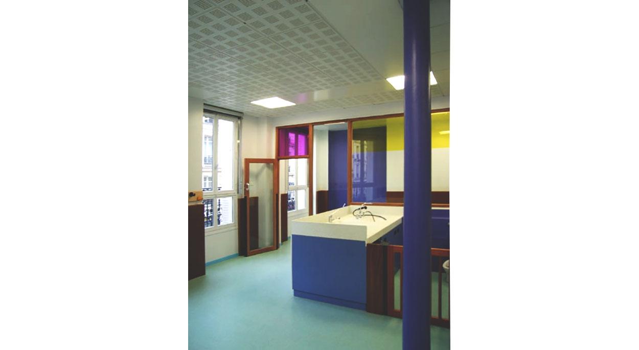 Salle d'activité - *Photos:aHa