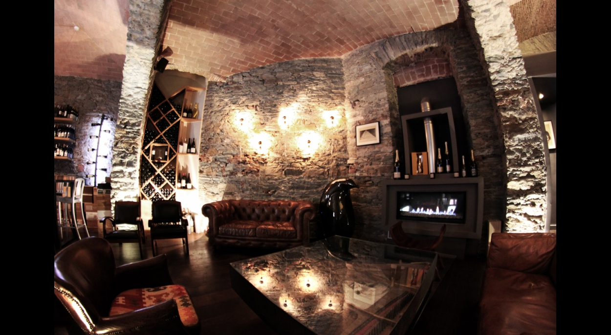 Bar Oenothèque AL - Julien DARBON PATRIMONIO, Architecte Bastia, Haute-Corse