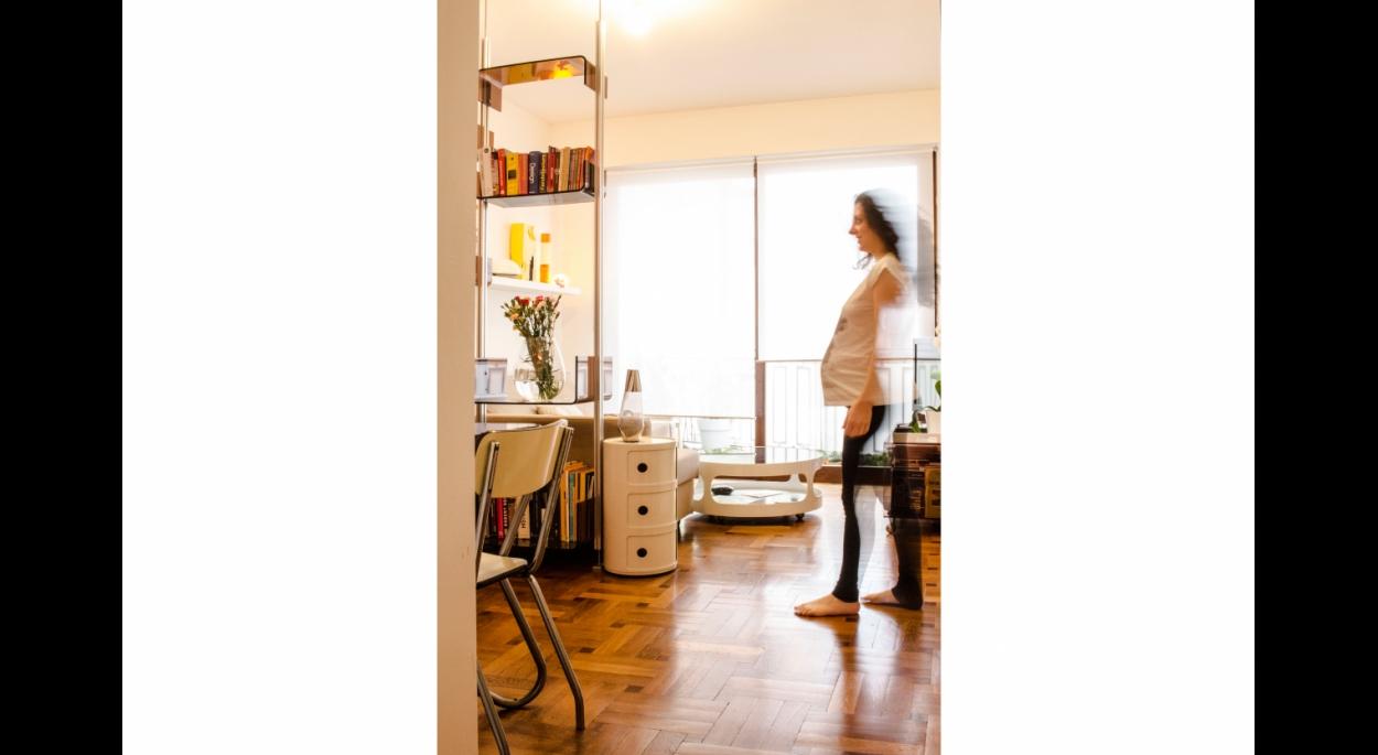 Appartement petite surface - Séjour / coin repas